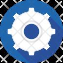 Settings Gear Wheel Icon