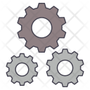 Gear Setting Seo Icon