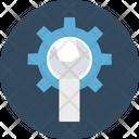 Settings Optimization Repair Icon