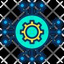 Setting Configuration Cog Icon