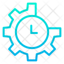 Management Cog Wheel Cog Icon