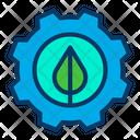 Energy Cog Cogwheel Icon