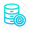 Settings Database Icon