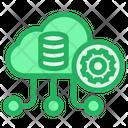 Setting Cloud Database Icon