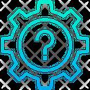 Settings Mannual Icon