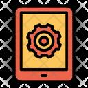 Settings Tab Icon