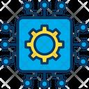 Settings Technology Icon