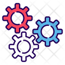 Settings Tool Gears Cogs Wheel Icon