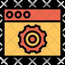 Settings Web Icon