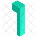 Seven Number Icon