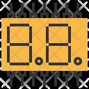 Seven Segment Led Icon