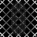 Seven Segment Icon