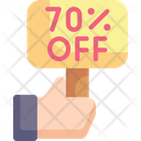 Offer Discount Sales Icon