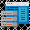 Web Hosting Admin Icon