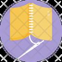 Sew Needle Thread Icon