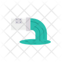 Sewage Sewer Pollution Icon