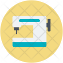 Sewing Machine Stitching Icon