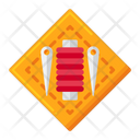 Sewing Tailor Equipment Icon