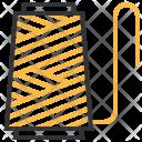 Sewing Thread Equipment Icon