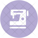 Sewing Machine Tailor Icon