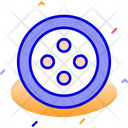 Sewing Button Sewing Button Icon
