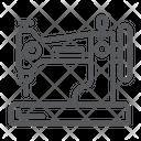 Sewing Machine Hobby Icon
