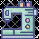 Sewing Sewing Machine Stitching Machine Icon
