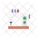 Machine Sewing Tailor Icon
