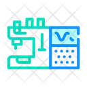 Sewing Machine Programmable Icon