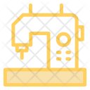 Sewing Machine Knit Icon