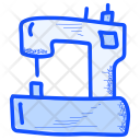 Machine Sewing Equipment Icon