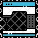 Sewing Machine Pin Icon