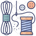 Tools Stitch Supplies Icon