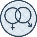 Sex Unisex Heterosexual Icon