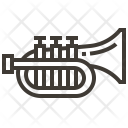 Sexophone Music Horn Icon