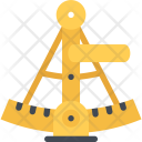 Sextant Bandit Pirate Icon