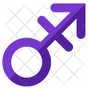 Sexual Sign Bisexual Sex Sign Icon