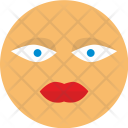 Sexy Lady Lips Icon