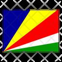 Seychelles Flag Flags Icon