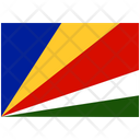 Flag Country Seychelles Icon