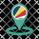 Seychelles Flag Icon