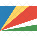 Seychelles National Country Icon