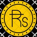 Seychelles Rupee Icon