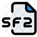 Sf 2 File Audio File Audio Format Icon