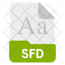 Sfd file Icon