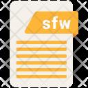 Sfw File Icon