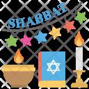 Shabbat Jew Jewish Icon