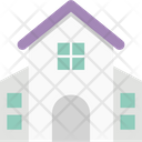 Shack Villa Hut Icon