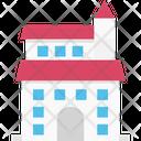 Shack Villa Hut Icon