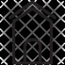Shack Villa Home Icon